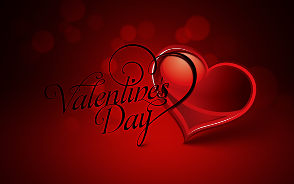 Valentijns arrangem...
